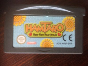 Hamtaro Ham-Ham Heartbreak – Gameboy Advance