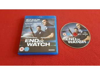 END OF WATCH till Blu-Ray Bluray