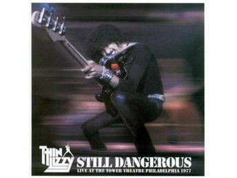Thin Lizzy: Still dangerous - Live 1977 (CD)