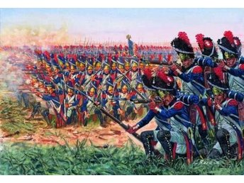 Italeri NAPOLEONIC WARS: FRENCH GRENADIERS  1/72