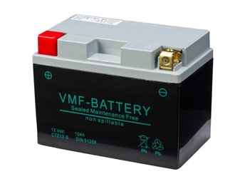 VMF Powersport AGM Batteri 12 V 11 Ah FA YTZ12-S