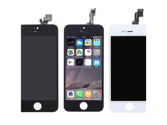 HELT NY Skärm til Iphone 5s LCD Touch Skärm Reservdel - örebro - HELT NY Skärm til Iphone 5s LCD Touch Skärm Reservdel - örebro