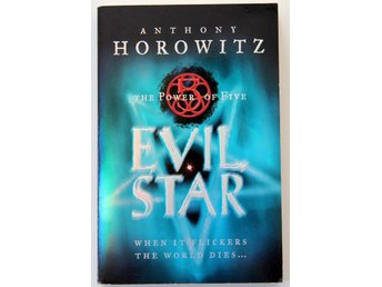 Anthony Horowitz The power of five bok 2 - Evil Star