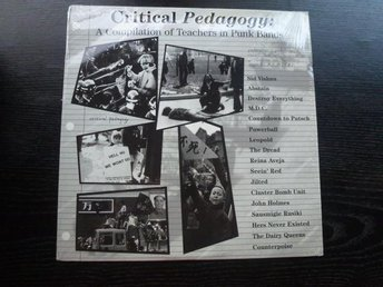 VA - Critical pedagogy  Six weeks USA 2000 Abstain MDC Seein red Jilted etc
