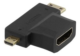 HDMI-adapter DELTACO HDMI-22G