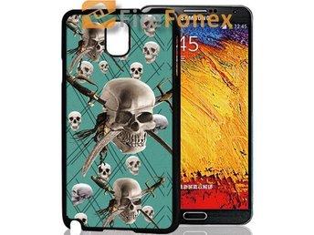 Galaxy Note III/Skull/3D mobilskal/mobilskydd - Solna - Galaxy Note III/Skull/3D mobilskal/mobilskydd - Solna