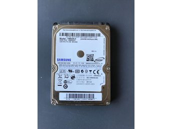 SAMSUNG Spinpoint M7 HM500JI 500GB 5400 RPM 8MB Cache SATA 3.0Gb/s 2.5""