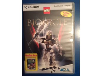LEGO BIONICLE + extra spel