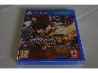 The King of Fighters XIV Playstation 4 PS4 NYTT/Inplastat