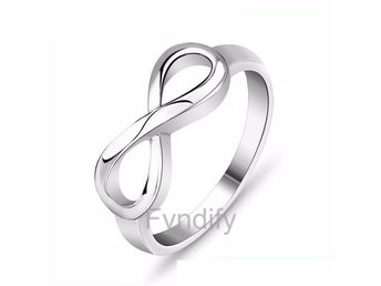 Infinity Ring 8 (US sizes)