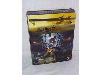 HIDDEN & DANGEROUS - PC BIG BOX - Södertälje - HIDDEN & DANGEROUS - PC BIG BOX - Södertälje