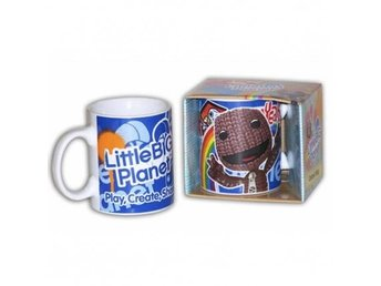 Little Big Planet Collectable Mug: Sackboy (Official) (Ny)