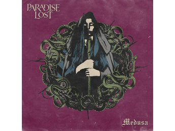 Paradise Lost -Medusa lp with gatefold cover 2017 doom/death
