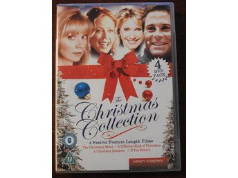The Christmas Collection DVD (4 filmar) Christmas Shoes, Romance,If You Believe
