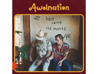 Awol Nation: Here Comes The Runts (Vinyl LP)