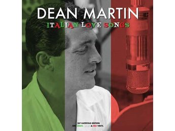 Martin Dean: Italian love songs (Coloured) (3 Vinyl LP)