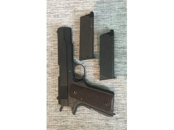 WE 1911 A1 GBB Airsoft pistol
