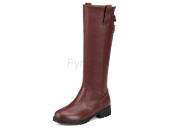 Dam Boots women snow warm boot shoes R4492 EUR Brown 34