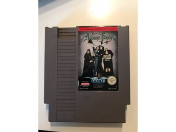 NES addams family