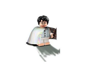 LEGO Minifigures Harry Potter - Harry Potter (Invisibility Cloak)