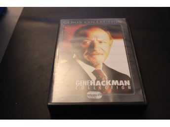 DVD-box: Gene Hackman Collection - 4 filmer