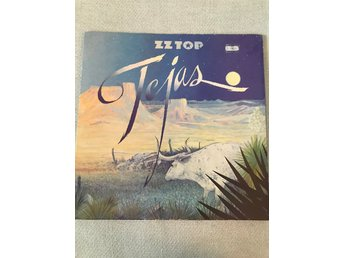 LP ZZ TOP, Tejas