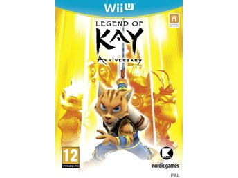 Legend of Kay WIIU (Wii U)