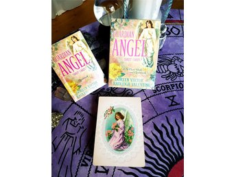 Guardian Angel Tarot Cards av Doreen Virtue - NY INPLASTAD. Oracle New Age.