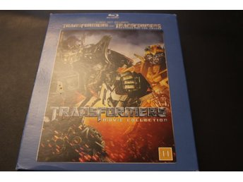 Bluray-box: Transformers + Transformers - Revenge of the fallen