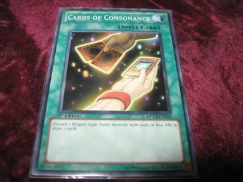 YU-GI-OH CARDS OF CONSONANCE DP10-EN019