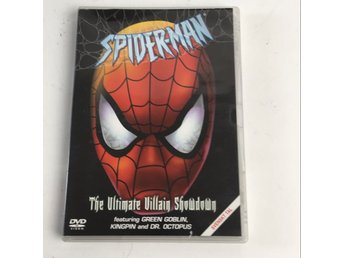 DVD VIDEO, DVD-Film, Spiderman
