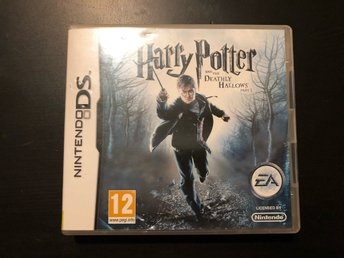 HARRY POTTER & THE DEATHLY HALLOWS part 1 - Nintendo DS