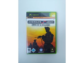 Xbox spel - Americas Army, Rise of a Soldier