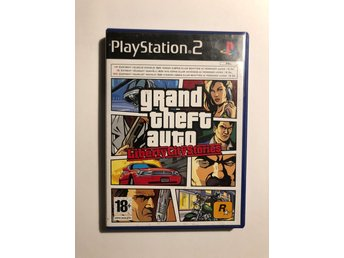 - GTA Liberty City Stories till PS2 -