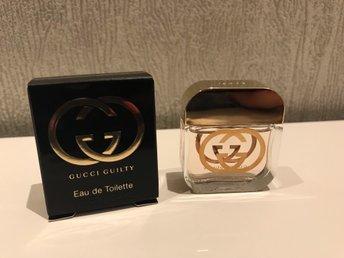2ea35dc04 Gucci Guilty Eau De Toilette 5 ml. NY! (337710184) ᐈ Köp på Tradera