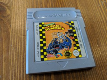 Crash Dummies : Nintendo Gameboy Spel