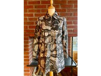 A linje klänning tunika retro 60 .. (377738560) ᐈ