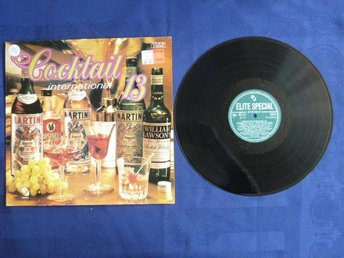 COCKTAIL INTERNATIONAL VOL.13,  LP, LP-SKIVA
