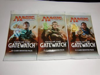 Gatewatch 3 st pkt