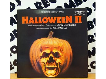 Halloween II - A.Howarth /J.Carpenter GER-88 HALF SPEED MAST - Eskilstuna - Halloween II - A.Howarth /J.Carpenter GER-88 HALF SPEED MAST - Eskilstuna