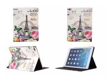 City Elemental Ipad Fodral - Ipad Mini 4 - Paris/NY