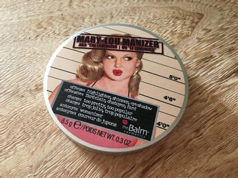 The balm Mary Lou Manizer, highlighter