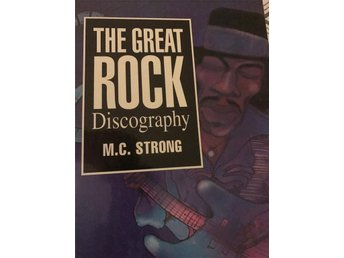 Book The Great Rock Discography