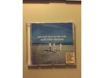 Manic Street Preachers: This is my truth tell me yours. CD - älmhult - Manic Street Preachers: This is my truth tell me yours. CD - älmhult
