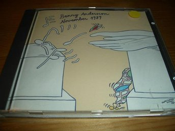 CD Benny Andersson : November 1989
