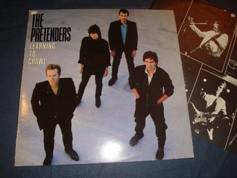 PRETENDERS - LEARNING TO CRAWL LP 1983