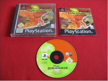 DISNEYS DINOSAURIER till Sony Playstation PSone