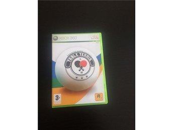 Table Tennis till Xbox 360. - Vännäs - Table Tennis till Xbox 360. - Vännäs