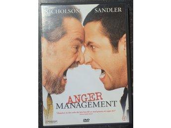 Anger Management (Utgått) - Komedi med Jack Nicholson och Adam Sandler - Göteborg - Anger Management (Utgått) - Komedi med Jack Nicholson och Adam Sandler - Göteborg