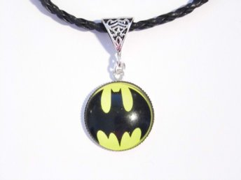 Batman Halsband / Necklace